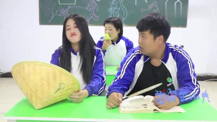 体育课学生偷懒,老师用奇招以体重方式惩罚学