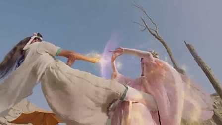 嫦娥仙子为了月光宝盒 独自留下天蓬元帅 自己逃走去妙仙湖