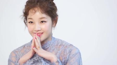 韩国美女小姐姐清纯写真拍摄花絮,气质优雅又