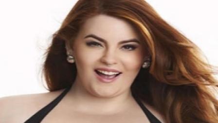 她500斤却拥有天使面孔,一双美腿让无数人羡慕
