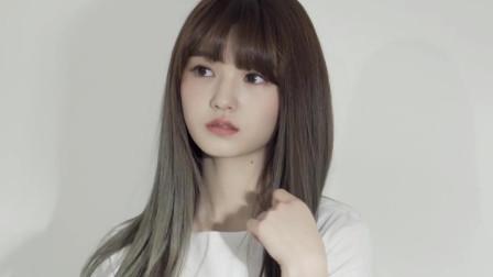 韩国时尚美女写真拍摄花絮,清纯可爱的娃娃脸