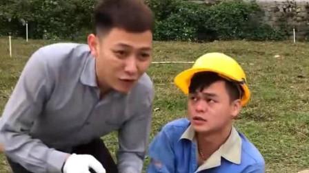 广西老表搞笑视频:老表是这样教湿水炮钓鱼的