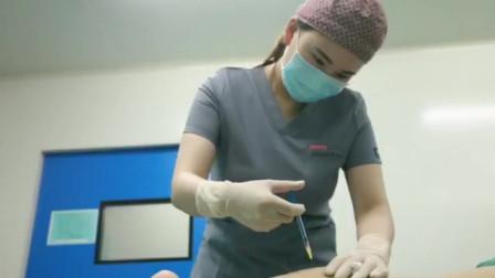 韩国美女医生带你解惑瘦腿针