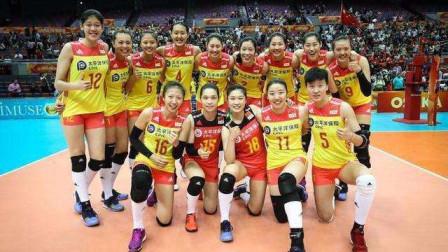 中国女子排球比赛结果