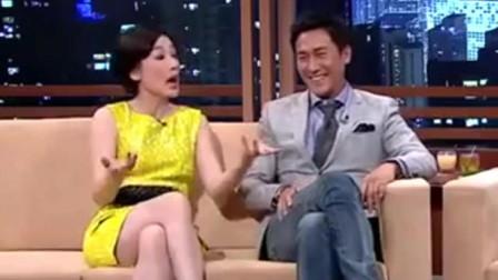 """李思捷和嘉宾在台上""""飙演技"""",他太幽默了,"""