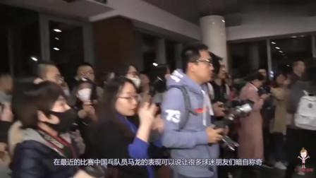 刘国梁最大的王牌出其不意了 马龙以4比0赢得了日本冠军 范振东的动作让他看到了球