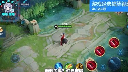 王者荣耀搞笑视频新英雄东方曜登场,双形态英