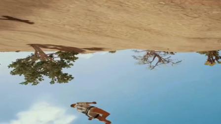 南慕吃鸡搞笑视频合集第5期:这个车祸让我飞了
