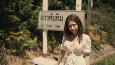 韩国美女小姐姐清纯泳装写真拍摄花絮,气质优