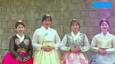 韩国姑娘自称在中国女人面前是美女,说中国女