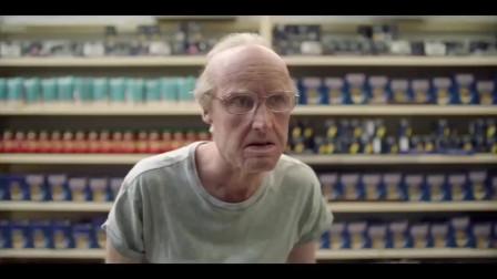 德国搞笑创意广告:逛超市的烦恼!