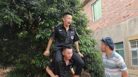 闽南搞笑视频:保安偷懒闹不和,套路里长涨福