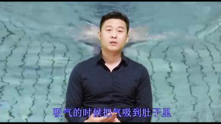 中游体育:你游泳时做的呼吸方式很可能是错的