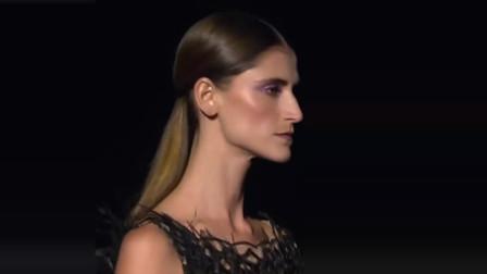 经典T台秀:2020巴黎秋冬时装周Hannibal Laguna品牌时装秀第十辑