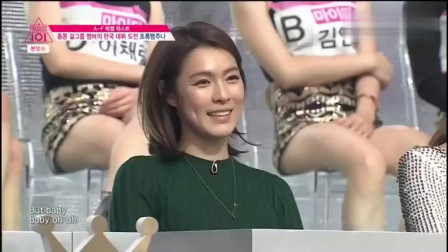 中国美女参加韩国选秀遭冷眼,一段才艺过后,