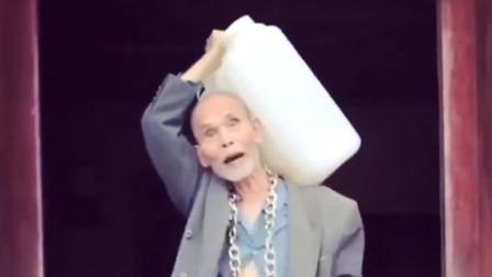 广西老表搞笑视频:广西老表许华升约酒神三回