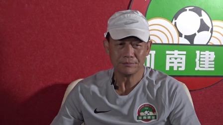 PP体育专访王宝山:建业坚持反击无惧重压,中期