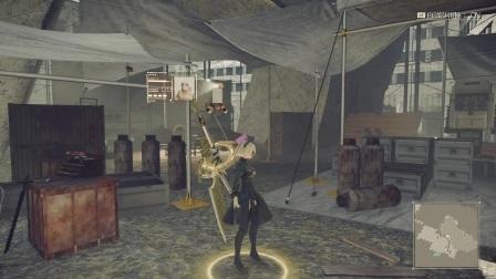 沙漠游戏《尼尔机械纪元2*》第6实况娱乐解说