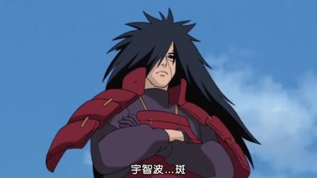 火影忍者:宇智波斑,那个一人之下万人之上的男人!