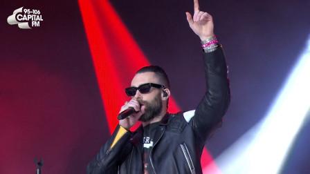 Maroon 5最新音乐节全场视频!