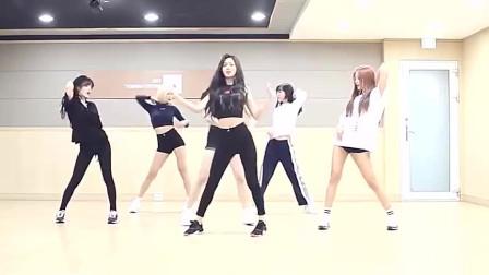 韩国美女性感热舞,一个开场动作就被吸引住了