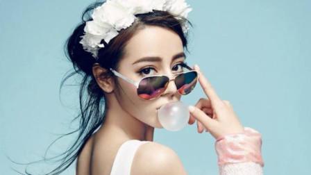 迪丽热巴取代刘亦菲,成典型中国式美女?被韩