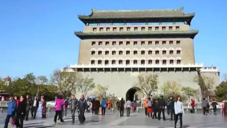 韩国女明星逛北京前门大街,被悠久历史所折服