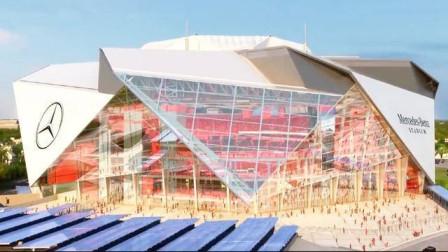 奔驰跨界建起了体育场,斥资16亿美元,到底有什