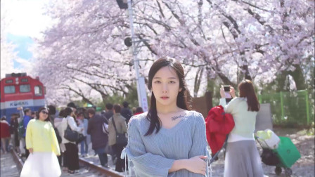 韩国美女时尚拍摄花絮,帅气冷艳酷劲十足,真