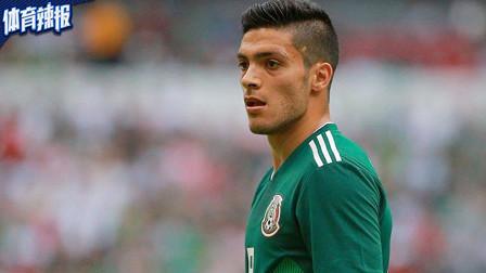 狼队前锋希门尼斯,将代表墨西哥出战2019金杯赛