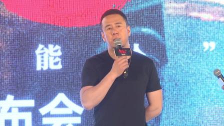 """杨坤首担电影男主 自曝被导演""""虐惨"""""""