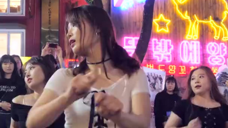 可爱舞蹈:韩国美女15