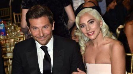 外媒曝库珀离婚与Gaga有关 三方并未回应