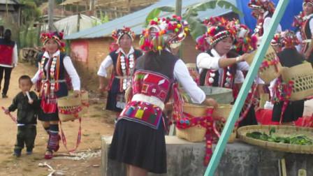 格朗和曼麻榜老龄体育协会成立5-李清升-哈尼族