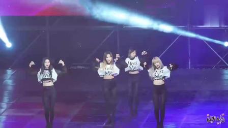 4K超清韩舞韩国性感美女跳热舞,这种小姐姐有没