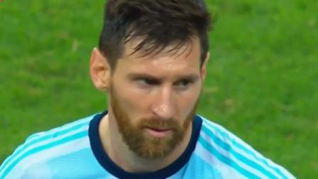阿根廷出师不利 美洲杯首战两球负哥伦比亚