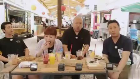 韩国女明星一顿饭能吃掉一个墨西哥薄饼,两个