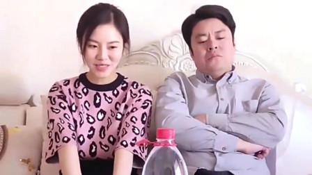 搞笑祝晓晗:为了500块钱,大胃王祝晓晗张嘴挑