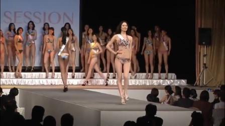 环球小姐:泳装时装秀,这一次的美女可真多