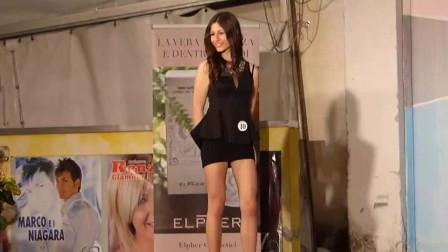 经典T台秀:世界小姐大赛意大利时装周时装秀第六部分