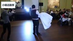 爆笑视频:歪国任结婚搞笑录像,这难道是猴子