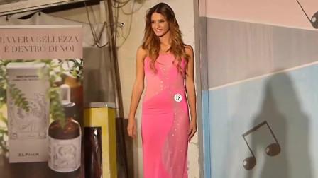 经典T台秀:世界小姐大赛意大利时装周时装秀第十二部分