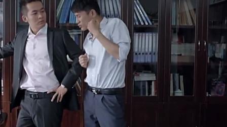 下属给帅总裁分析事因,因为美女看上他的mone