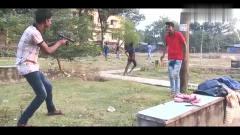 搞笑视频合集:一个比一个好笑,几个印度小伙