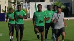 尼日利亚非洲杯首秀在即 队长不担心球队太年轻