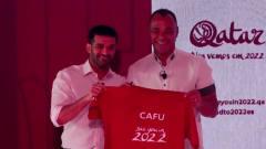 携手哈维埃托奥 卡福代言卡塔尔世界杯