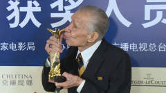 上影节闭幕《梦之城堡》折桂 96岁常枫成最年长