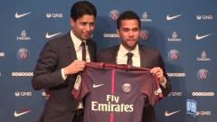 阿尔维斯终止与大巴黎合同,可能重返巴萨