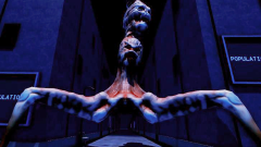 猎奇的两款恐怖游戏《血城》《迪亚》实况淡定