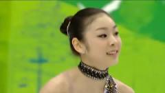 韩国花样滑冰最美女运动员金妍儿,冰滑舞台的